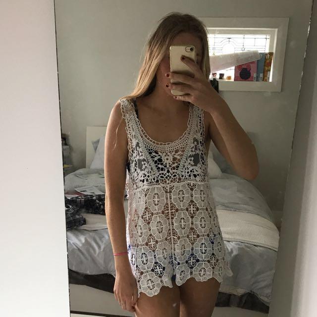Dress/top lace