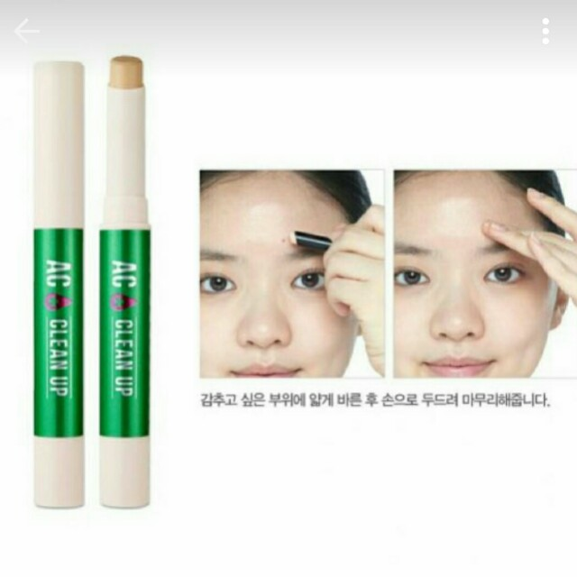 Etude AC clean up mild Concealer