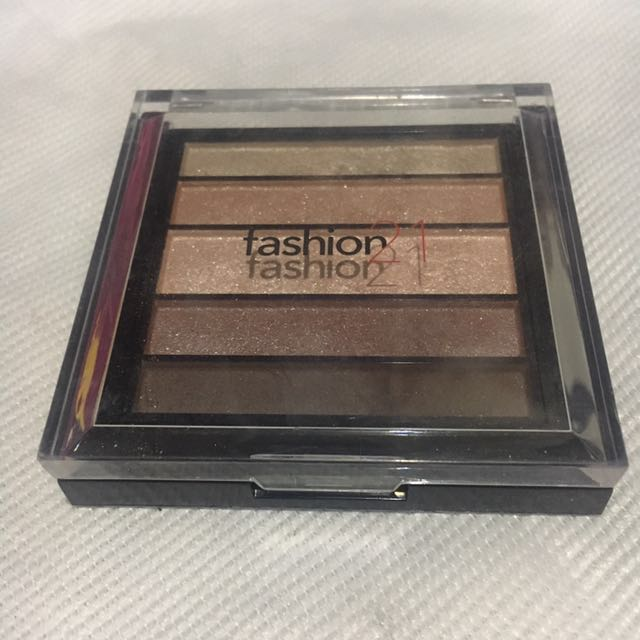 Fashion 21 Eyeshadow Kit