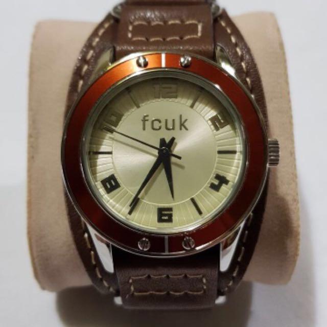 FCUK watch