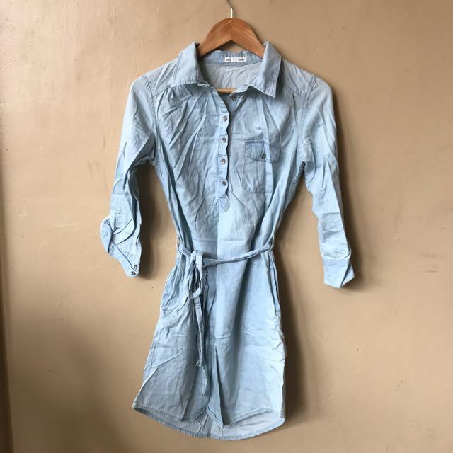 F&X denim Dress