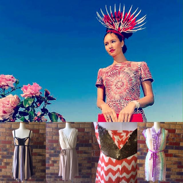 GET YOUR MELB CUP OUTFIT SORTED NOW!