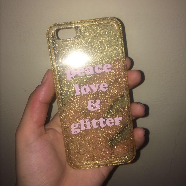 Glitter Case Iphone 5/5s/SE