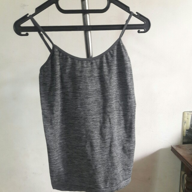Grey Tank Top Cotton On