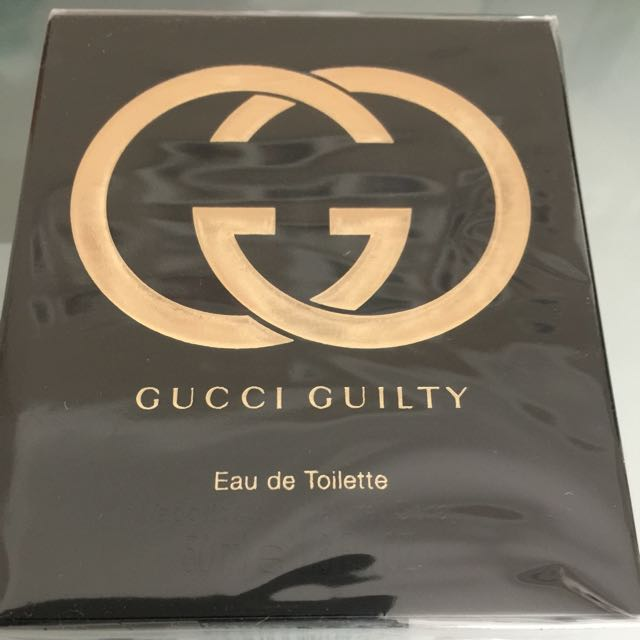 Gucci guilty 50ml Edt new genuine