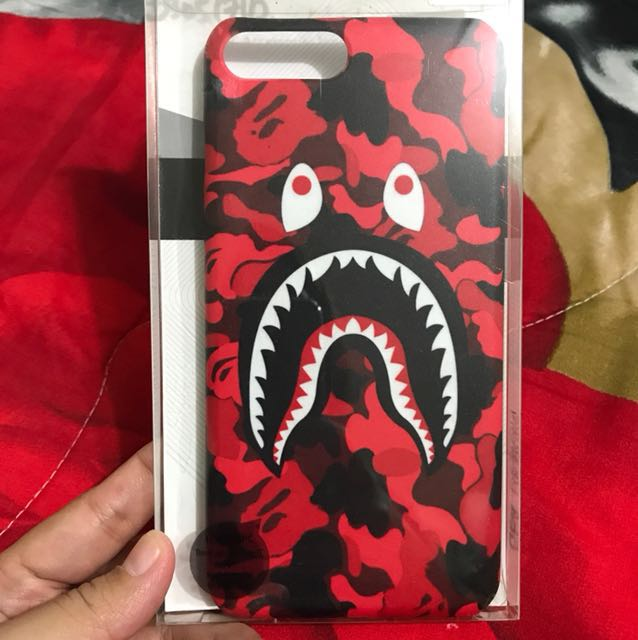 Hardcase Bape Shark Iphone 7+