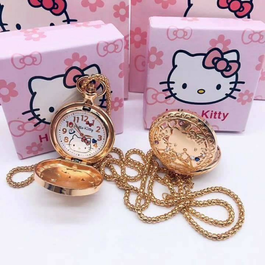 painting necklace chain quartz flowers retro vintage chinese ink x birds product watches rich pocket