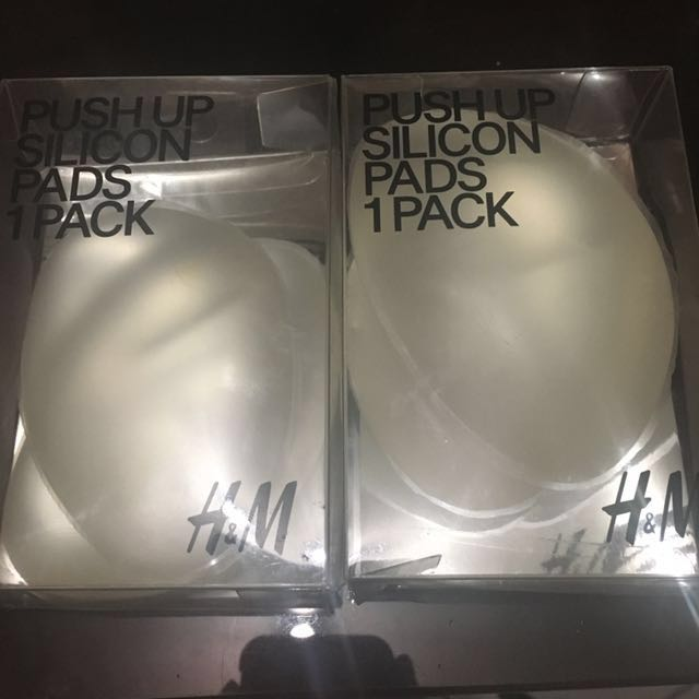 H&M Push Up Silicon Pads