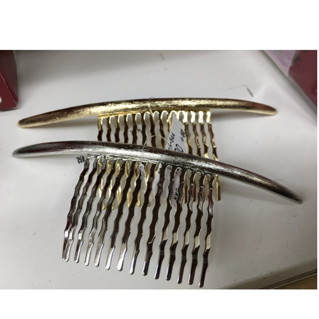轉賣IES 朝5晚9 石原里美類似款 月牙髮梳