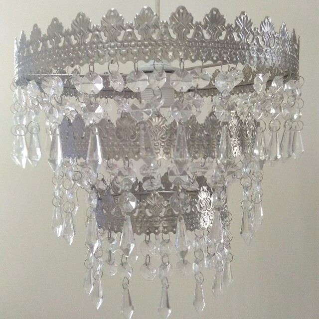 Ikea Rimfrost 3 Tier Chandelier Home Furniture Décor On Carou