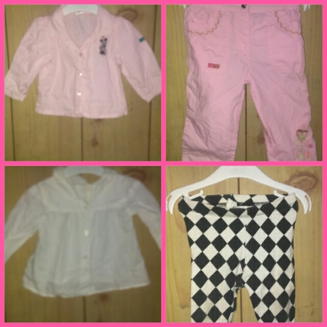 6-9mos Imported Clothes (take all)