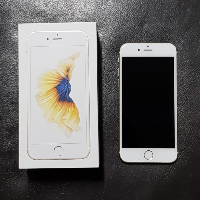 In excellent condition iphone 6s 64gb smartphone. Comes with all accessories and box. Earphones brand new.
