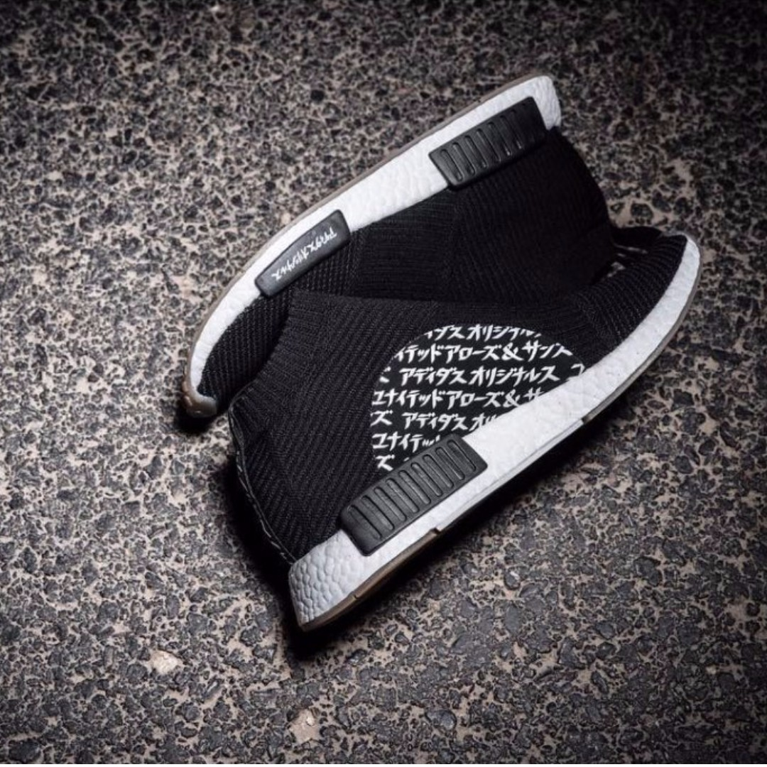 bf5893dc5 🔥In Stock🔥UK5 NMD CS1 United Arrows   Sons Mikitype Japan