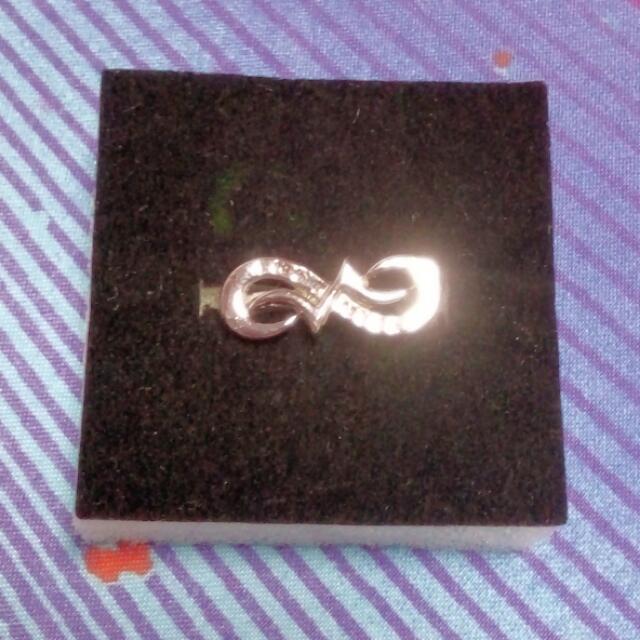 Infinite Stainless Ring