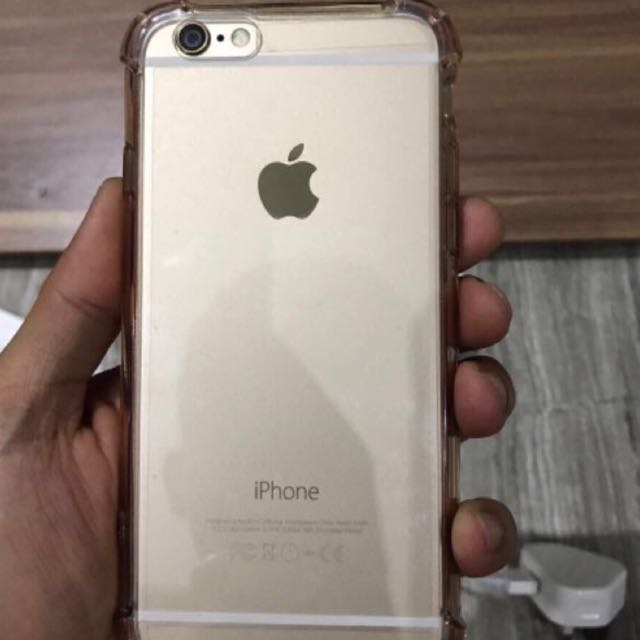 IPHONE 6 16GB ORI