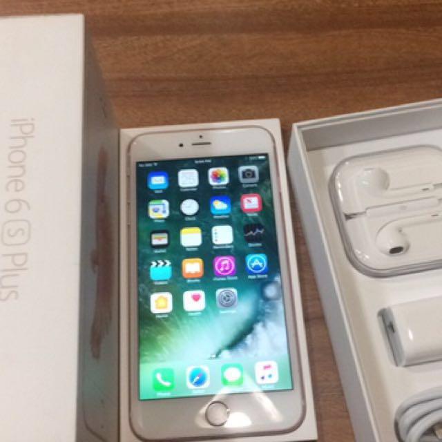 iphone 6s plus  re price