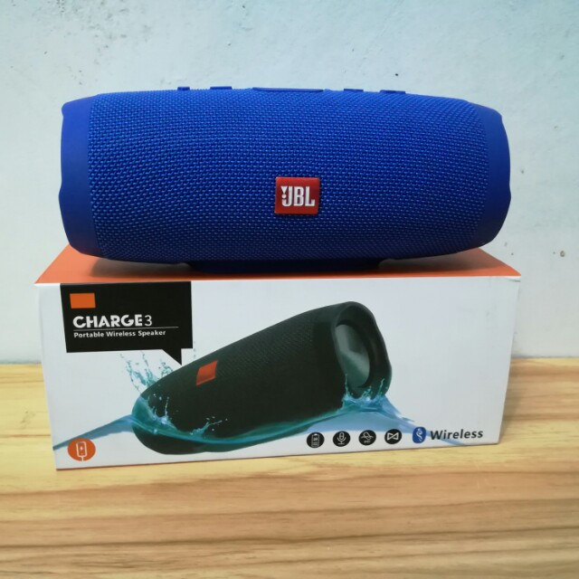 Replacement Parts & Tools Blue JBL Charge 3 Battery Cover