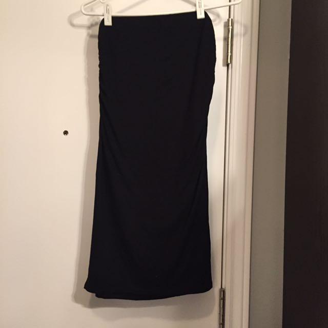 Joe Fresh black skirt