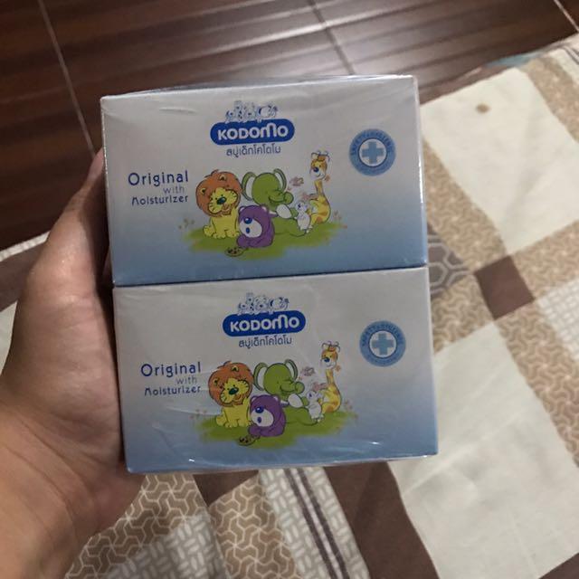 Kodomo Bath Soap