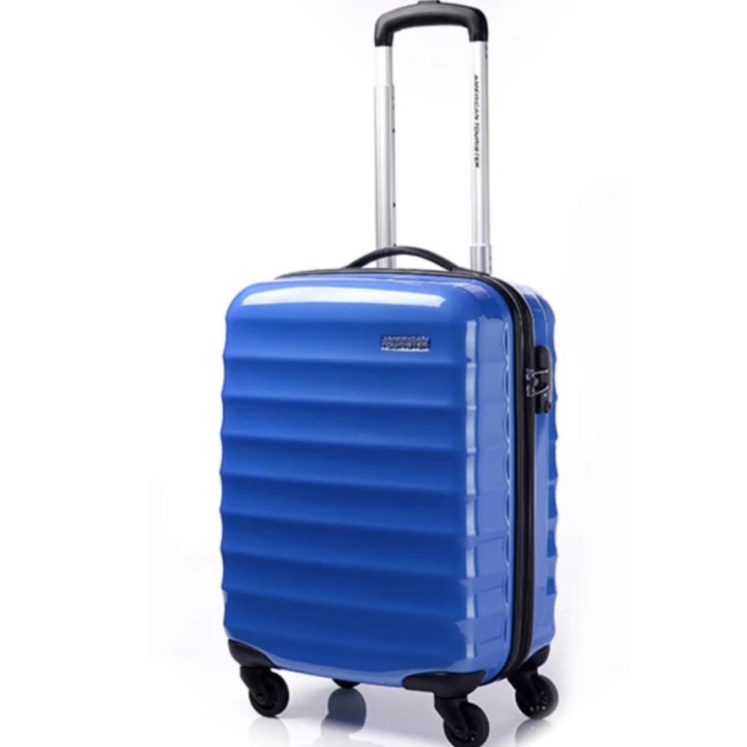 Koper American Tourister Para-Lite Spinner 55/20 - Snorkel Blue