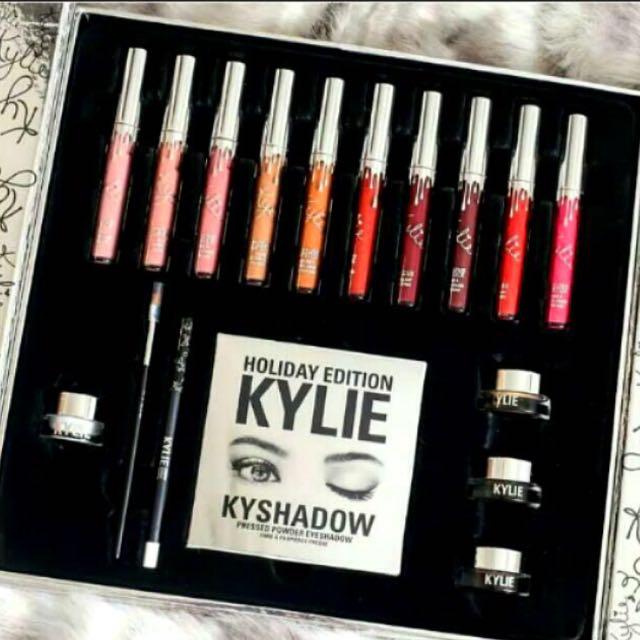 Kylie Holiday Edition Big Box