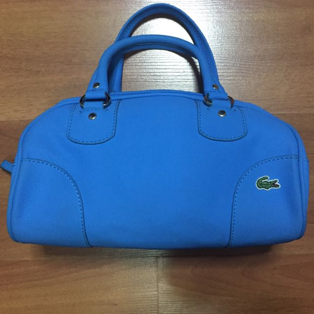 Lacoste Classic Bowling Bag