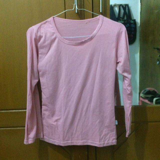 Longsleves pink