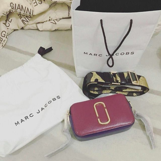 Marc Jacobs Snap Shot bag