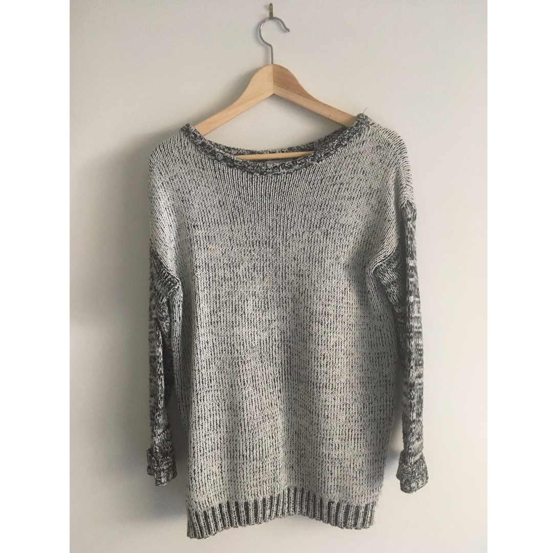 MAY THE LABEL Knit Sweater Jumper