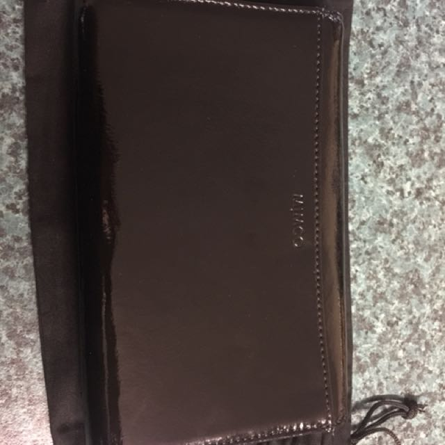 Mimco Turnlock XL wallet
