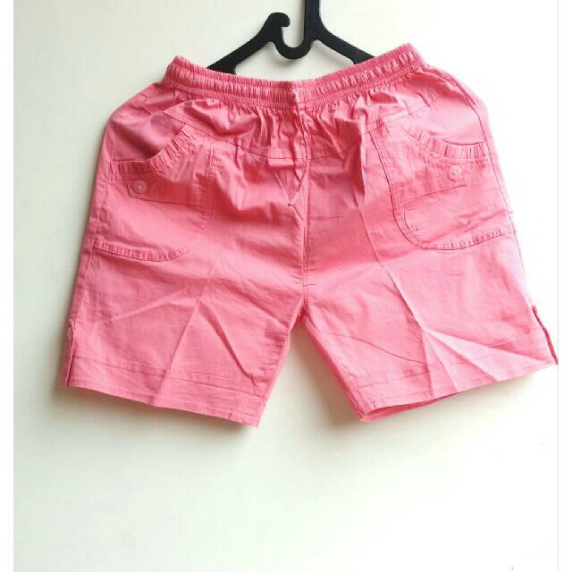Mini Short Pants Pink