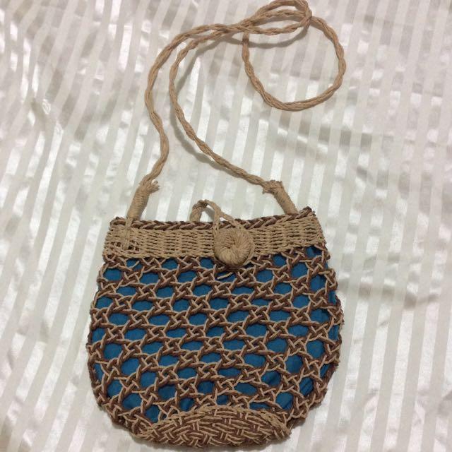 Native Bucket Bag