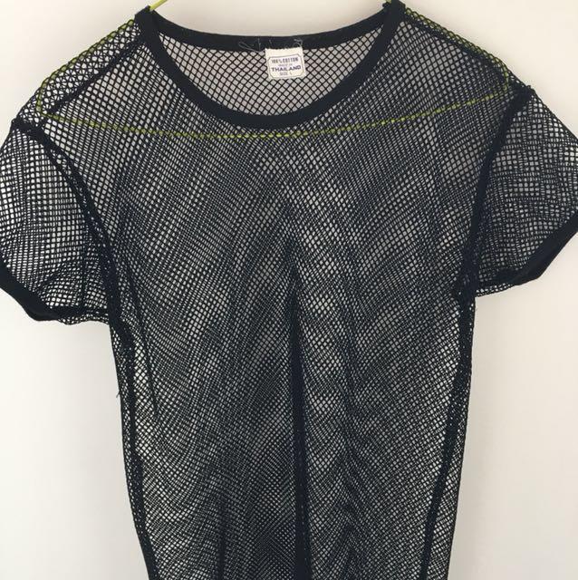 Net Tshirt