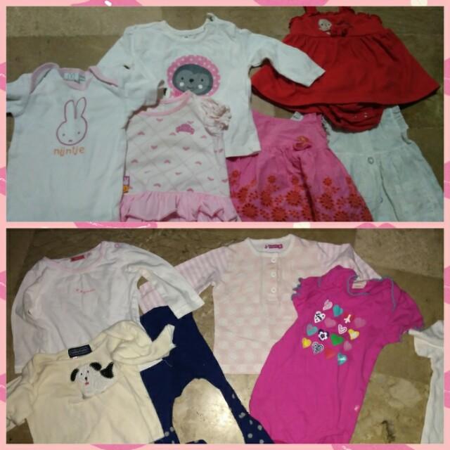 Newborn Clothes (take all)