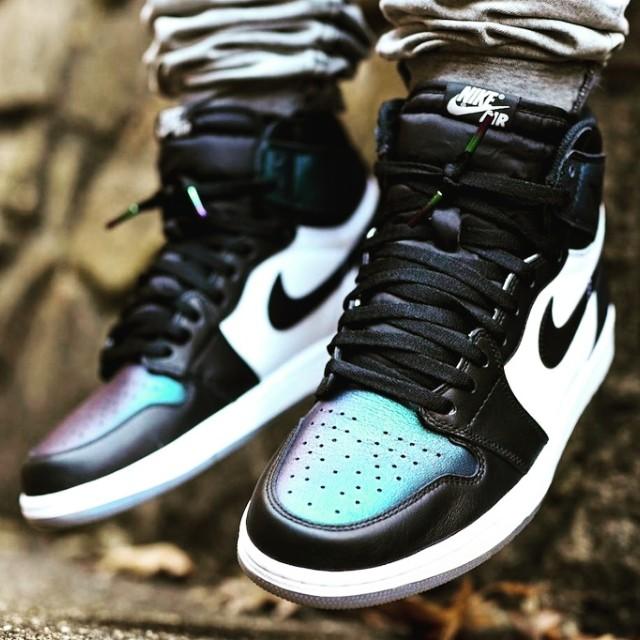 Nike Air Jordan 1 All Star Chameleon