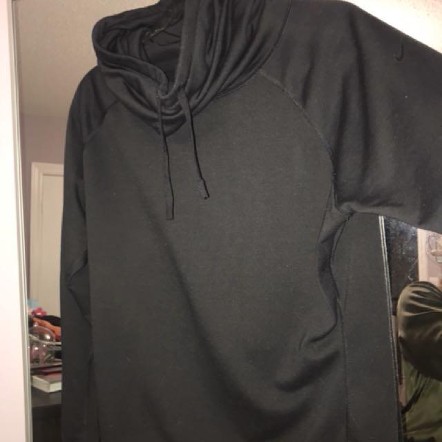 Nike Black Turtleneck sweater Size S