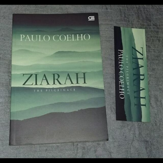 Novel Paulo Coelho