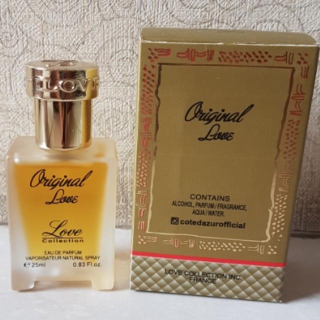 Original Love Eau De Parfum