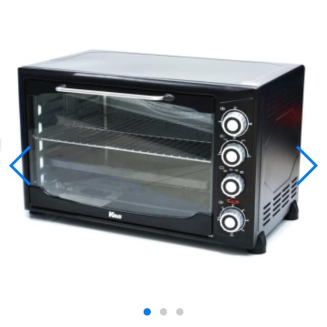 Oven listrik 70 liter merk kris ace hardware