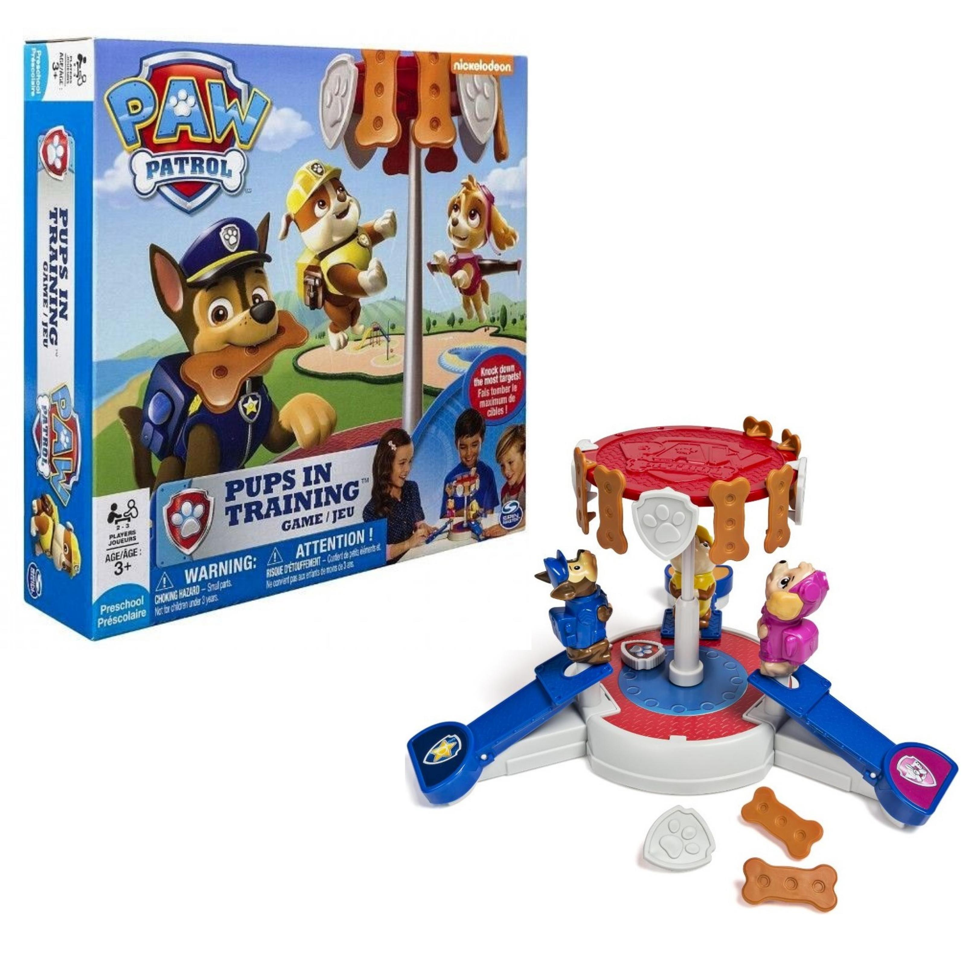 Paw Patrol Pups In Training Game c5e95bdcb4
