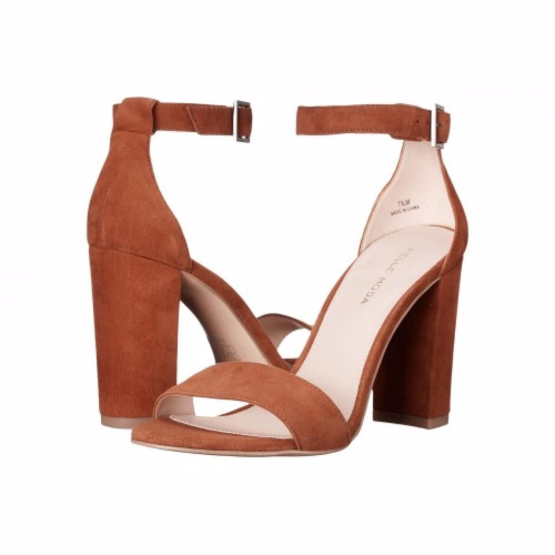 Pelle Moda Bonnie Heels Size 8