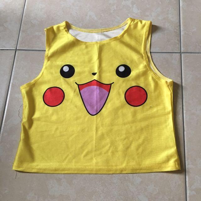Pikachu crop