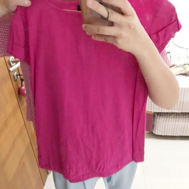 Pink katun