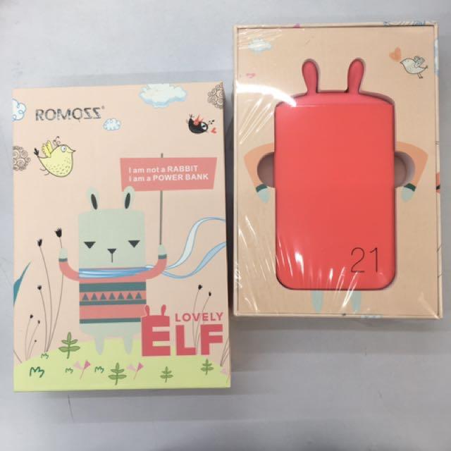 Romos Lovely Elf Powerbank