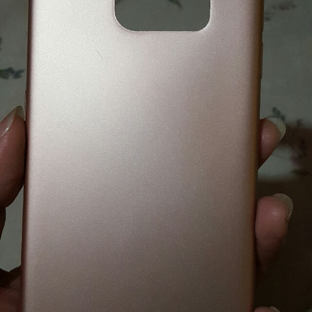 Rosegold Case For Samsung Galaxy S6 Flat