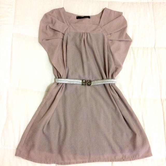 SALE!!! MALDITA Nude Dress
