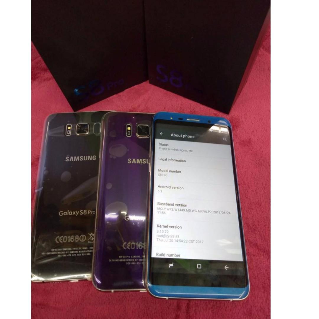 Samsung S8 Pro - Buy 1 Take 1 (korea Copy)