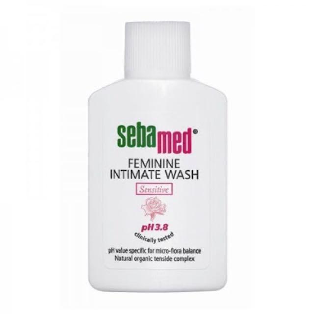 Sebamed Feminine Intimate Wash pH 3.8 (200ml)