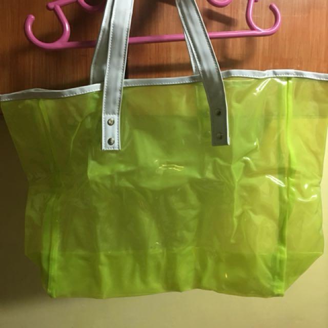 Shoulder Bag Transparent
