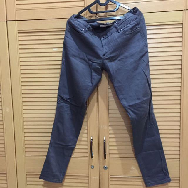 Skinny pants (FO at KL)